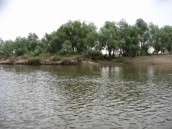 Мысок напротив острова на Мурне