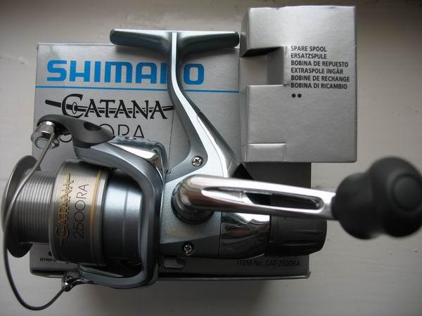 SHIMANO CATANA 2500RA