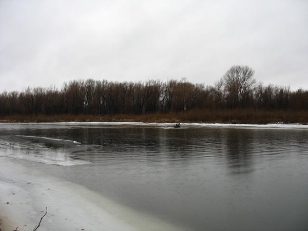 Лёд отступает
