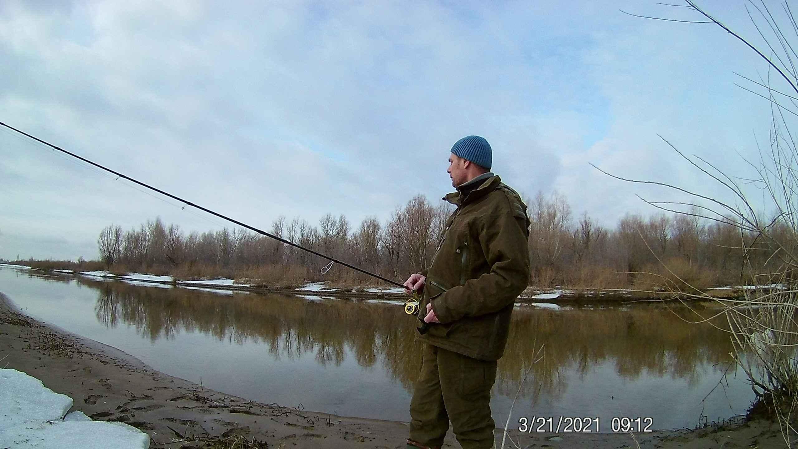 Рыбалка в Ахтубинске