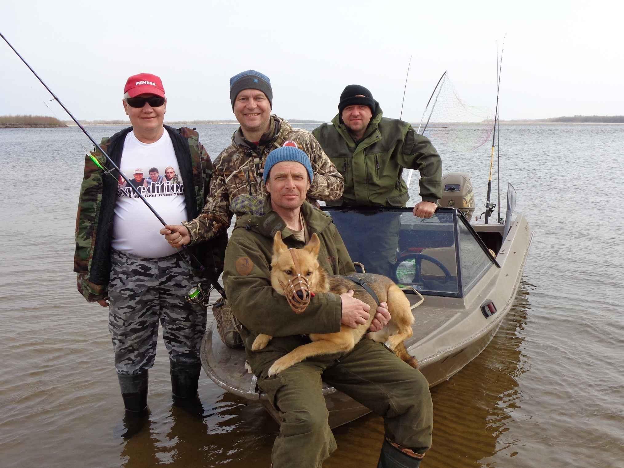 Рыбалка в Ахтубинске 9_04_2021